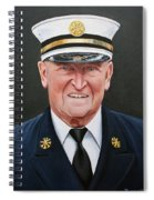 Chief Haber Spiral Notebook