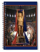 Chief Illiniwek University Of Illinois 03 Spiral Notebook