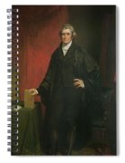 Chief Justice Marshall Spiral Notebook