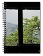 Chief Ouray Mine View Spiral Notebook