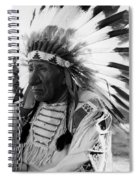 Chief Red Cloud Spiral Notebook