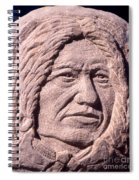Chief-spotted-tail Spiral Notebook
