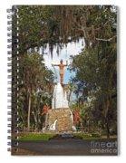 Chief Tomokie  Spiral Notebook