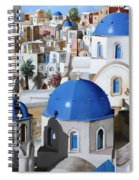 Chiese Ortodosse Spiral Notebook