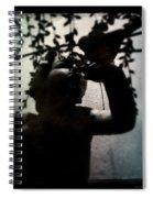 Child And Bird Spiral Notebook