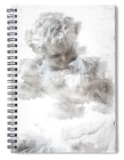 Child Cherub Spiral Notebook