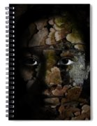 Child Of The Forest Spiral Notebook