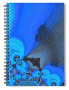 Child Of The Moon Spiral Notebook