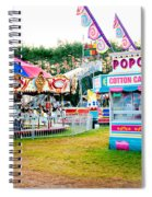 Childhood Dreams Spiral Notebook