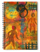 Childhood Friends - I Remember You Spiral Notebook