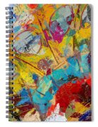 Childhood Memories Spiral Notebook