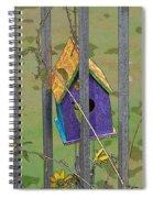 Childhood Memories Spiral Notebook