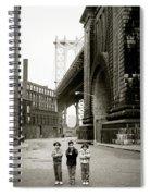 A New York Childhood Spiral Notebook