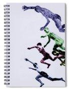 Childhood Spiral Notebook