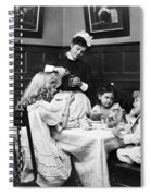 Children, 1900 Spiral Notebook