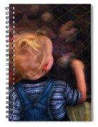 Children - Look At The Baby Spiral Notebook