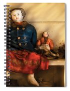 Children - Toys - Assorted Dolls Spiral Notebook