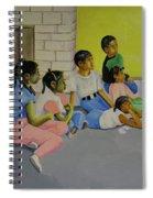 Children's Attention Span  Spiral Notebook
