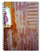Children's Ward Clown Light Switch Spiral Notebook