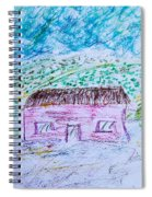 Child's Drawing Spiral Notebook