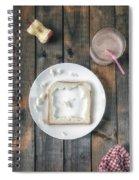 Child's Menu Spiral Notebook