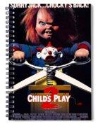 Childs Play 2  Spiral Notebook