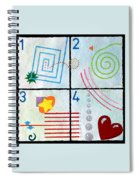 Child's Play Spiral Notebook
