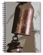 Chimes Spiral Notebook
