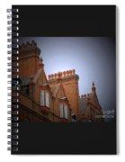 Chimney Pots Spiral Notebook