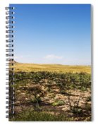 Chimney Rock - Bayard Nebraska Spiral Notebook