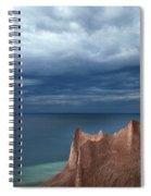 Chimneybluff Spiral Notebook
