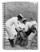 China: Boxer Rebellion, C1901 Spiral Notebook