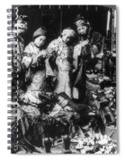 China: Ceremony, C1919 Spiral Notebook