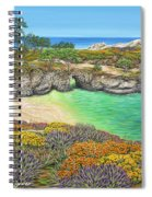 China Cove Paradise Spiral Notebook