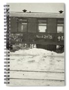 China Railroad, 1918 Spiral Notebook