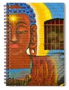 China Town Art Spiral Notebook