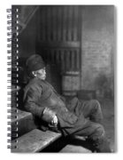 Chinatown Opium, C1896 Spiral Notebook