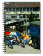 Chinese Experience Spiral Notebook