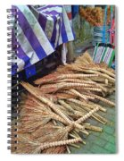 Chinese Market 3 Spiral Notebook