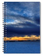 Chinook And The Prairie Bear Spiral Notebook