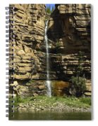 Chipetal Falls Spiral Notebook