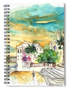 Chipiona Spain 04 Spiral Notebook