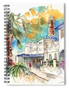 Chipiona Spain 05 Spiral Notebook