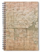 Chipped Veneer Spiral Notebook