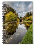 Chirk Canal Spiral Notebook