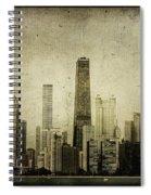 Chitown Spiral Notebook