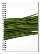 Chives Spiral Notebook