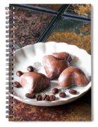 Chocolate Body Butter Spiral Notebook