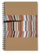 Chocolate Fault - Orig Sold Spiral Notebook