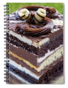 Chocolate Temptation Spiral Notebook